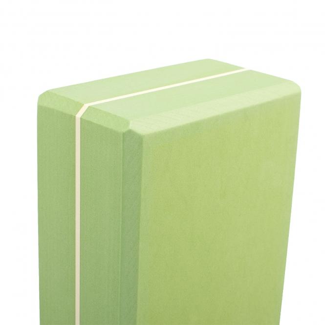 brique de yoga XL vert