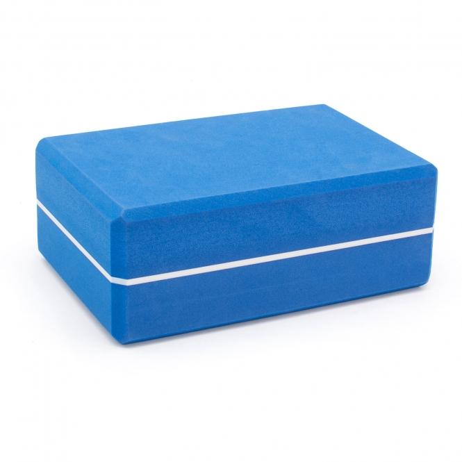 brique de yoga XL bleu