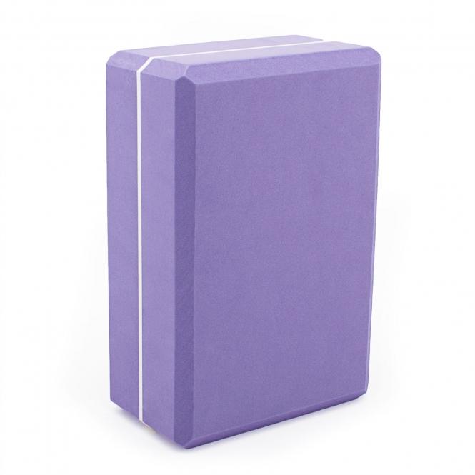 brique de yoga XL violet