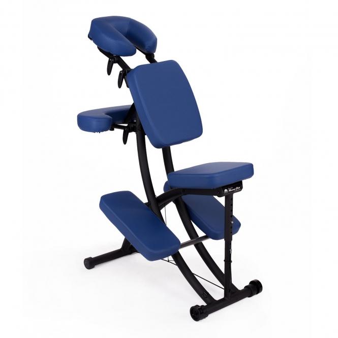chaise de massage assis portal pro oakworks ocean