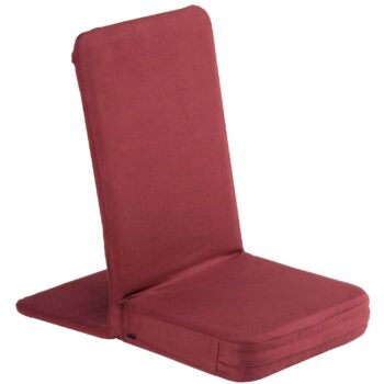 chaise de meditation bordeaux