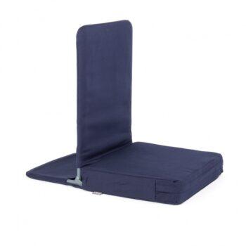 chaise de sol pliable