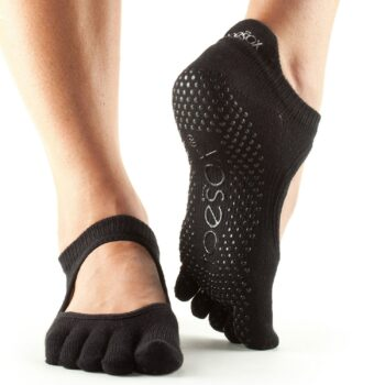 chaussette antiderapantes orteils toesox