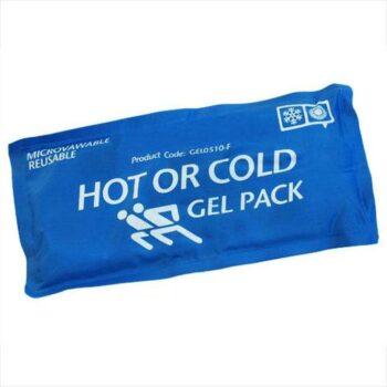 compresse de gel chaud froid