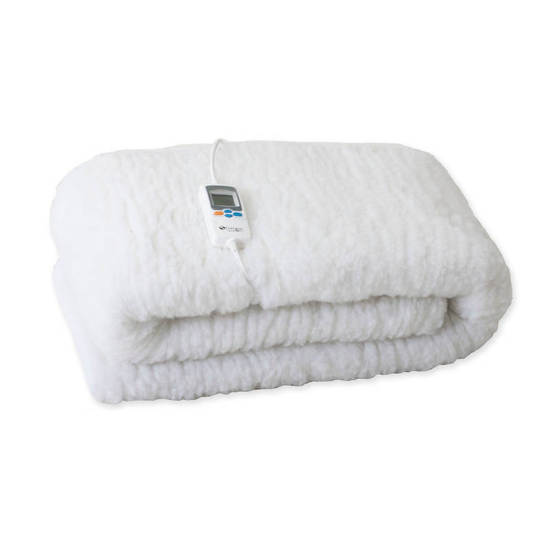 couverture chauffante table de massage earthlite