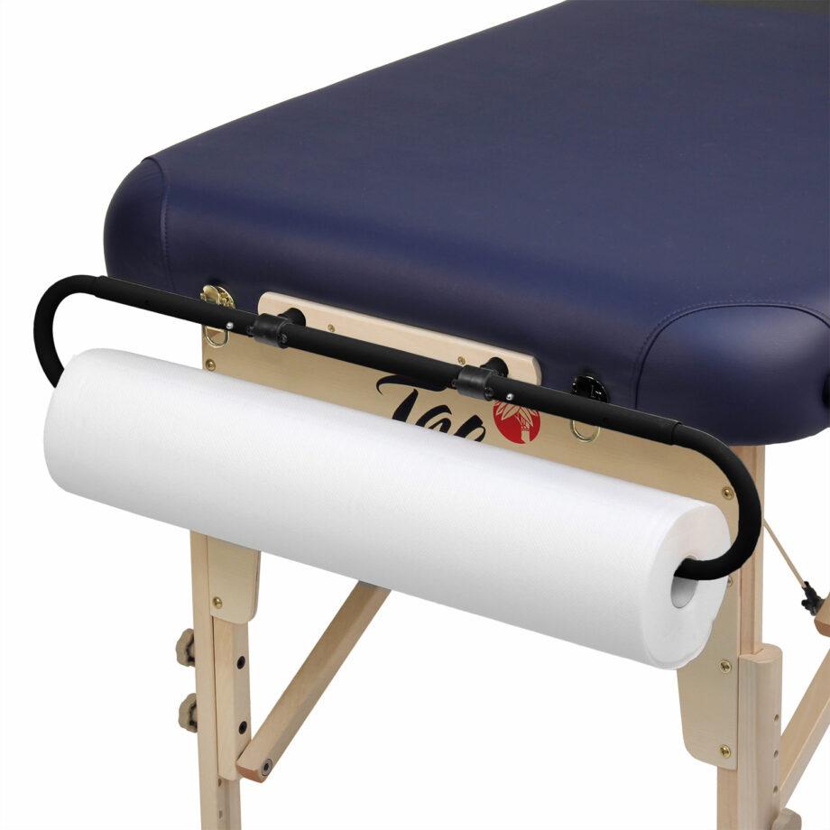 extension rouleau de papier table de massage