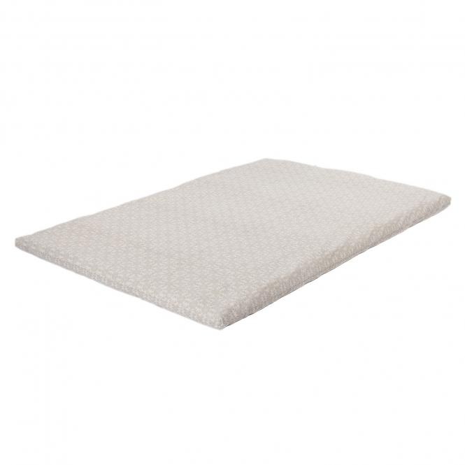futon de shiatsu transportable ma Maharaja creme