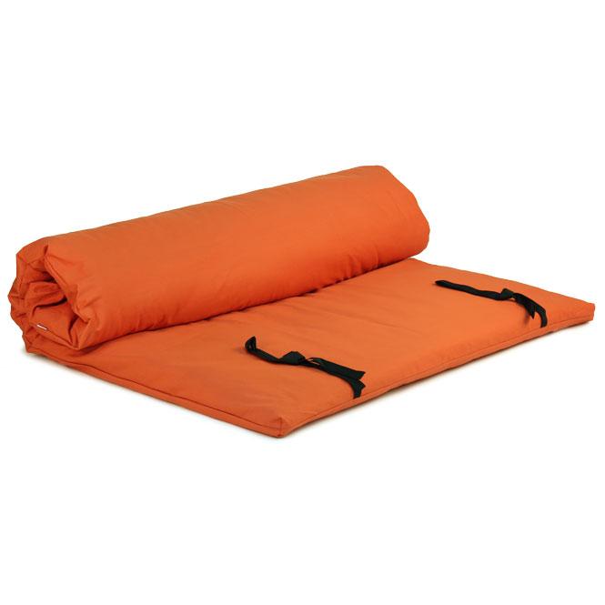 futon shiatsu massage terracota