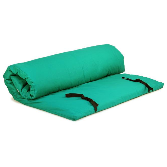 futon shiatsu massage vert
