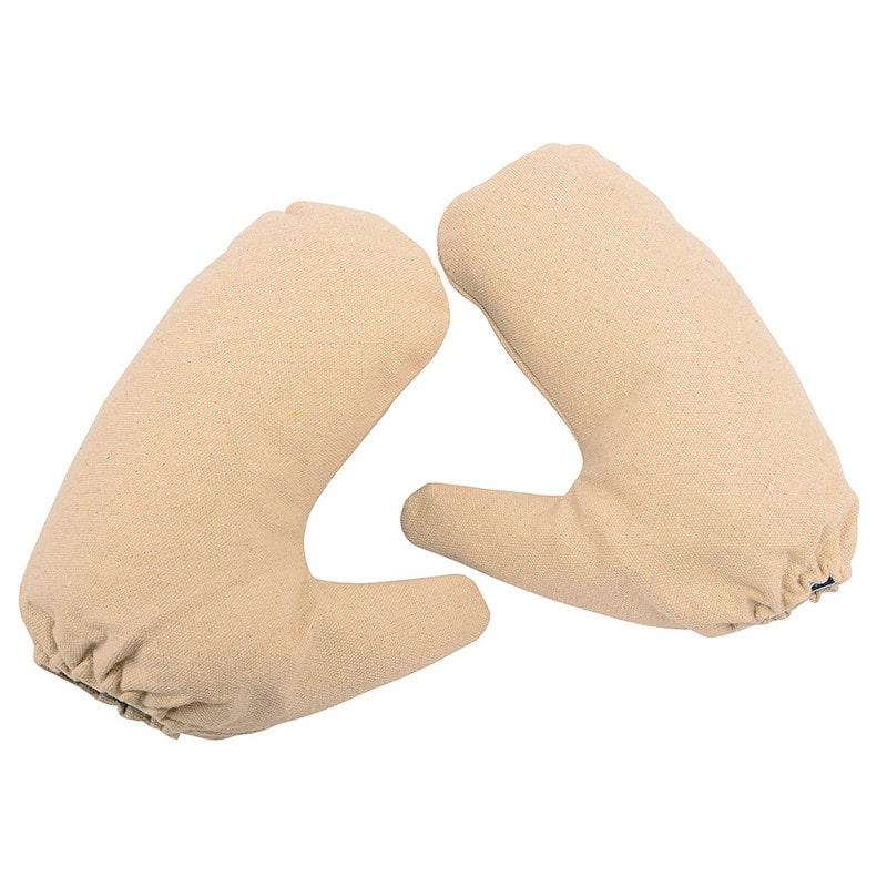 gants de soie Garshan