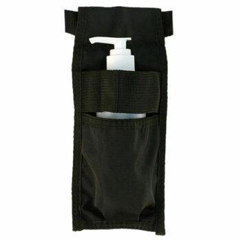 holster bouteille a pompe huile de massage
