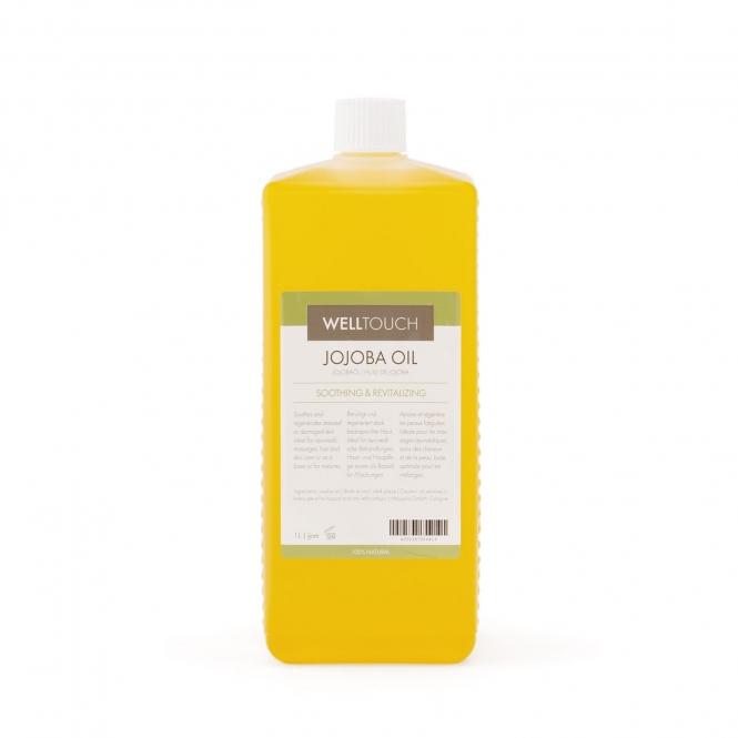 huile de massage jojoba 1 litre