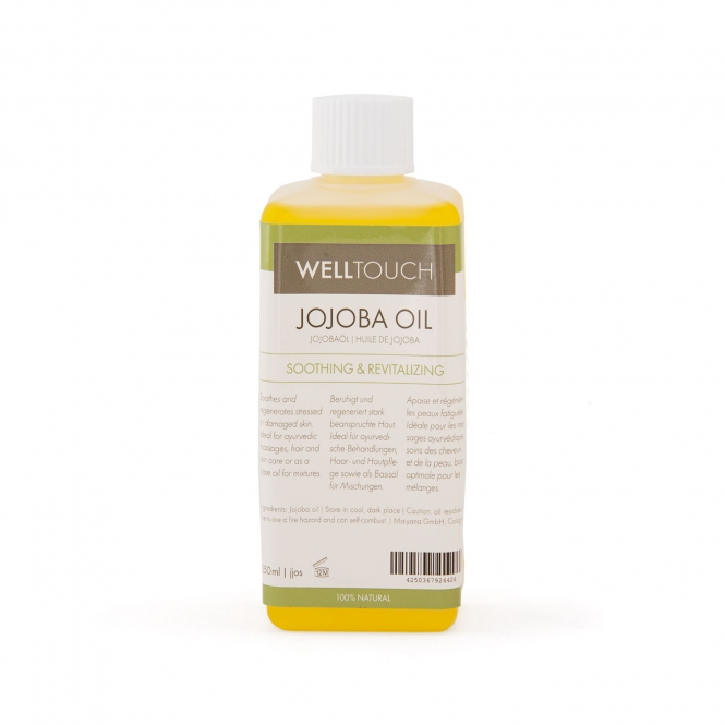 huile de massage jojoba 250 ml