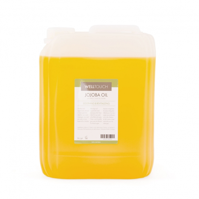 huile de massage jojoba 5 litre