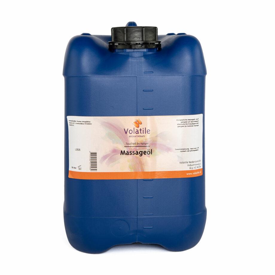 huile de massage 10 litres