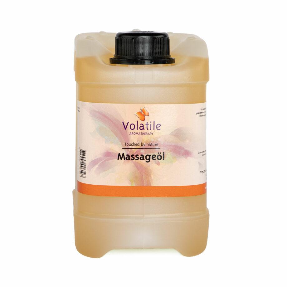 huile de massage 5 litres