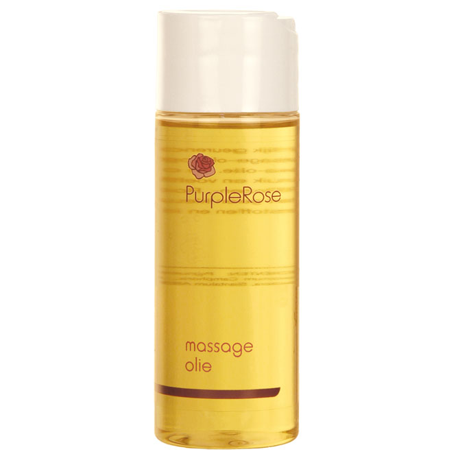 huile de massage a la rose 200 ml