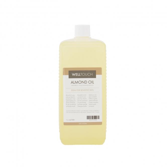 huile de massage amande douce 1 litre
