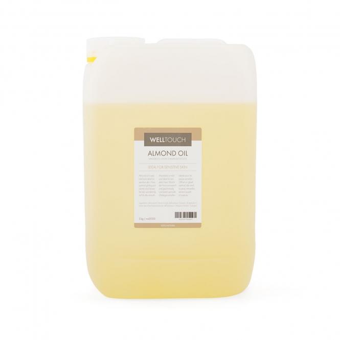 huile de massage amande douce 5 litre