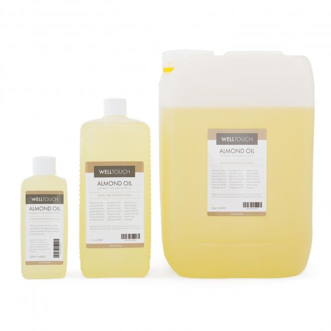 huile de massage amande douce