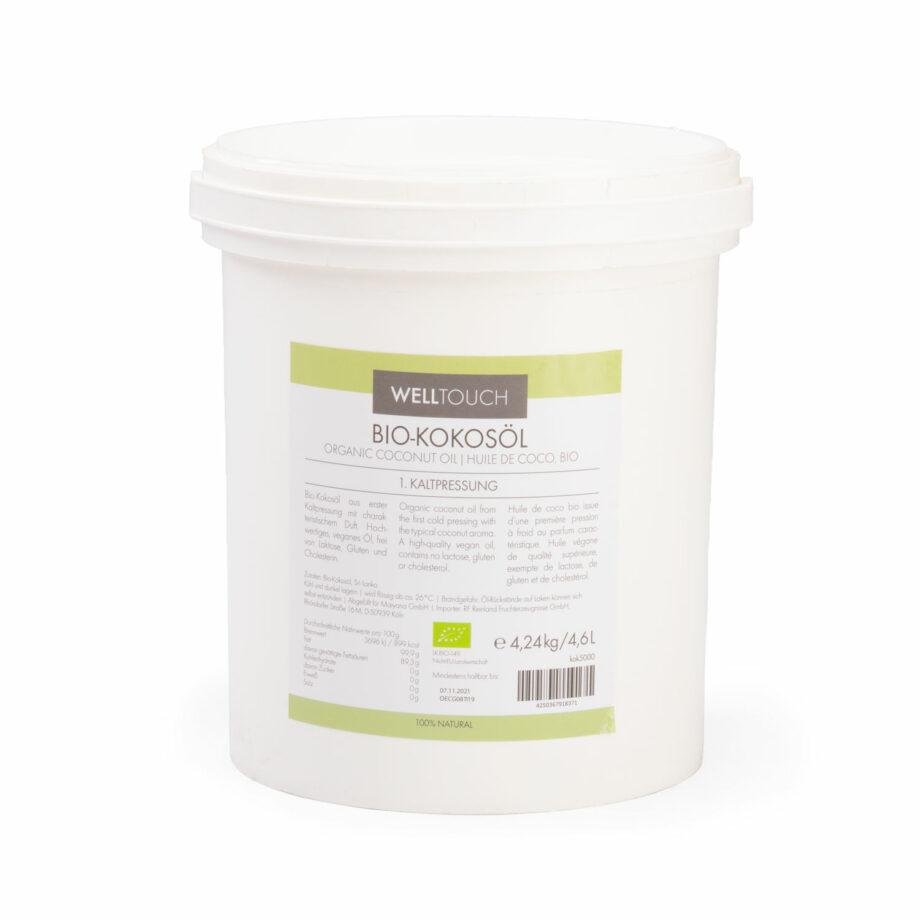 huile de massage coco 4,6 litres