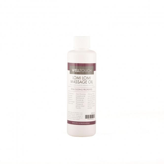 huile de massage lomi lomi 250 ml