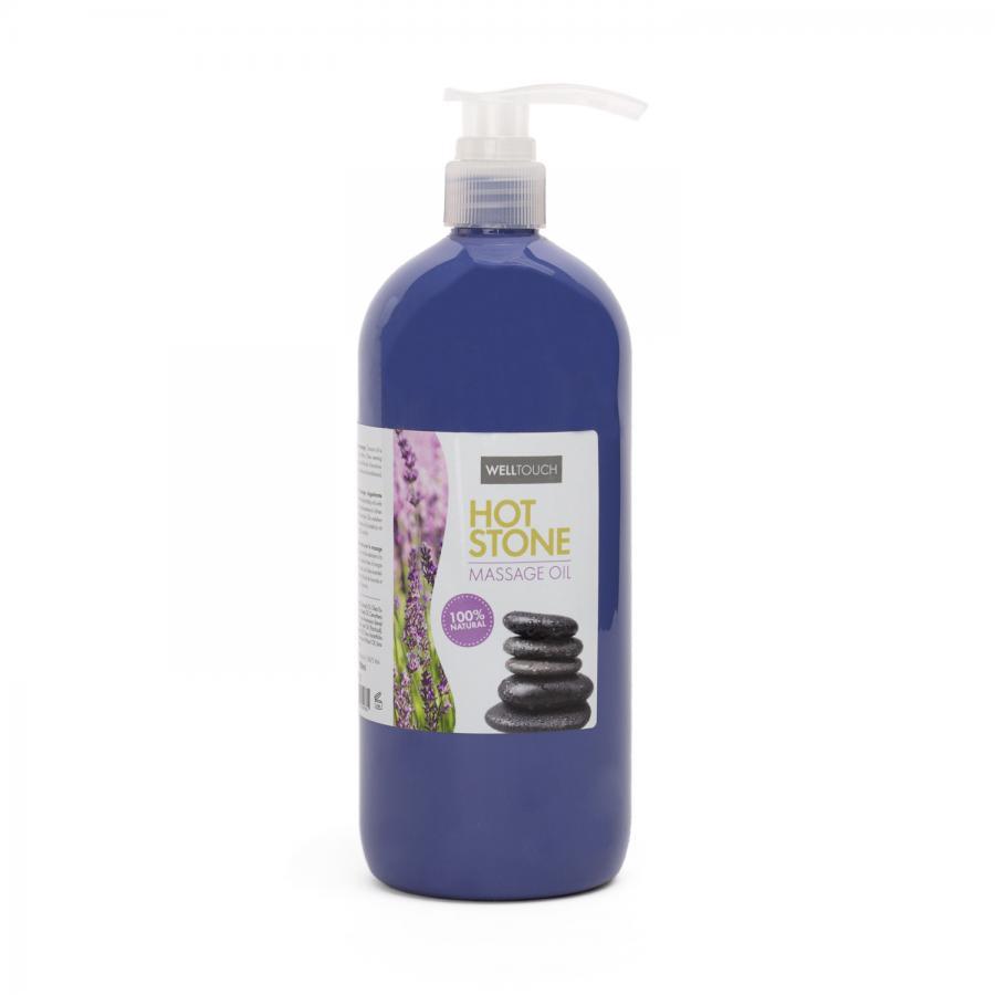 huile de massage pierres chaudes 1 litre