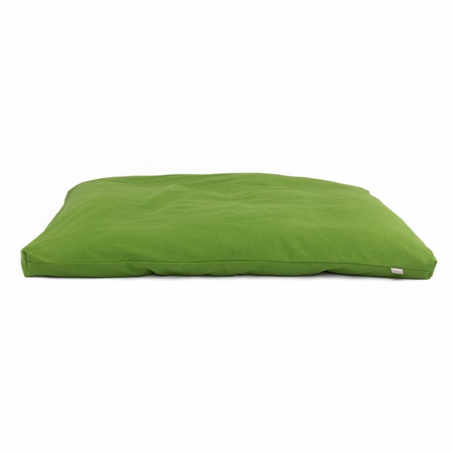 matelas de meditation zabuton vert