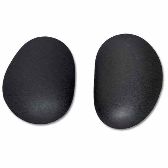 Pierres Chaudes en Basalte pieds (lot de 2) pour massage aux pierres chaudes