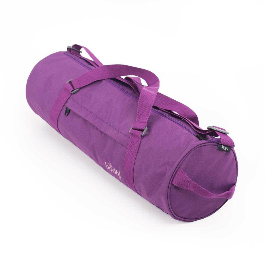 sac de yoga asana city aubergine