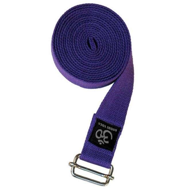 sangle de yoga pro violet