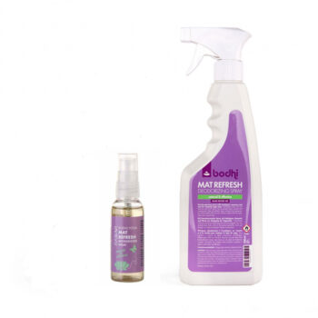spray desodorisant tapis de yoga