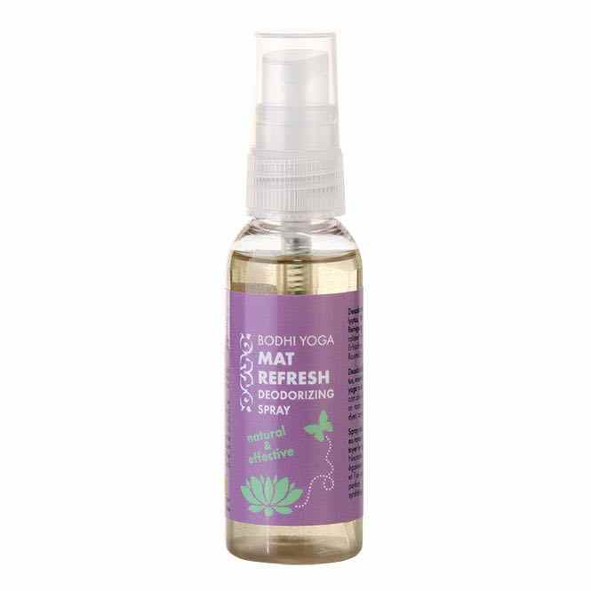 spray desodorisant tapis de yoga 50 ml