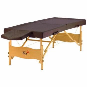 table de massage ayurvedique