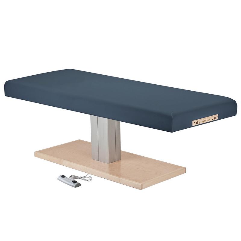 table de massage electrique EVEREST SPA mystic blue