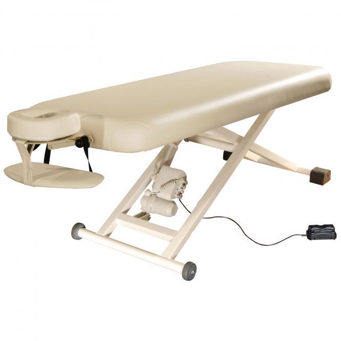 table de massage electrique electro