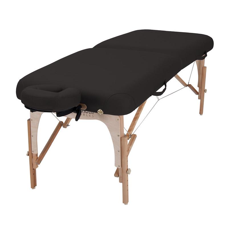 table de massage E2 noir