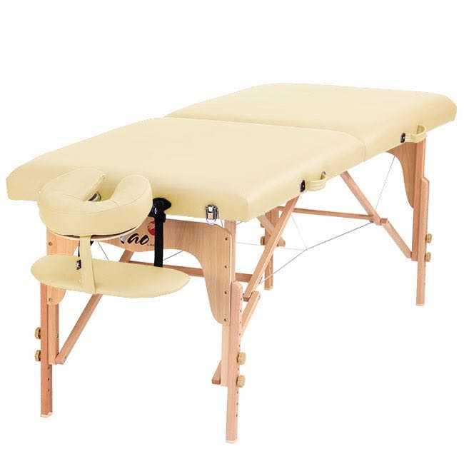 table de massage pliante eco relax package creme