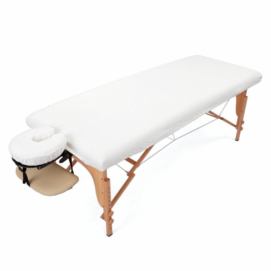 table de massage pliante eco relax package drap