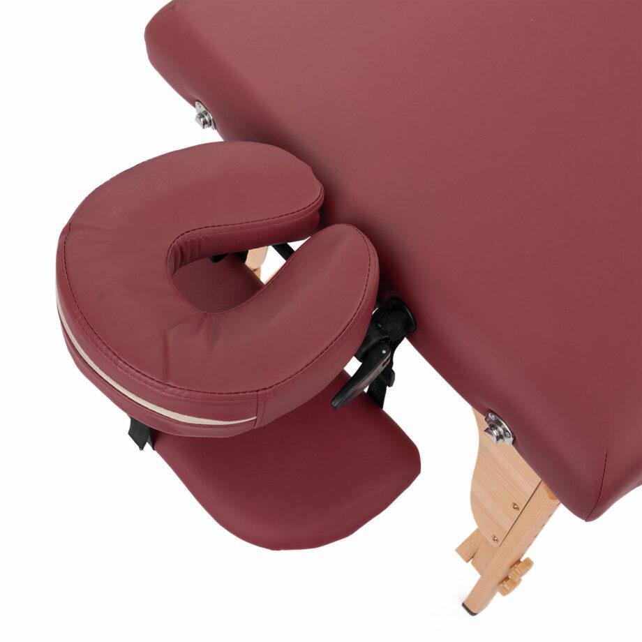 table de massage pliante eco relax package tetiere