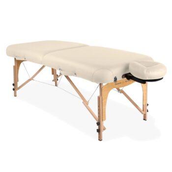 table de massage pliante E2 creme