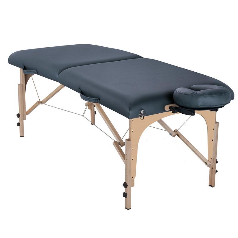 table de massage pliante element mystic blue