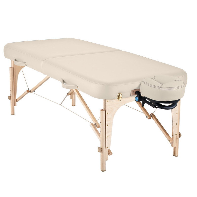 table de massage pliante soirit de earthlite crene