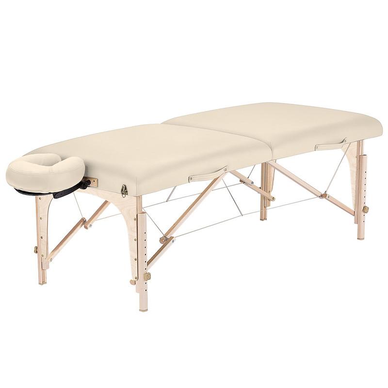 table de massage portable harmony creme