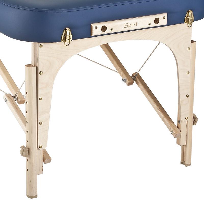 mousse table de massage spirit position reiki
