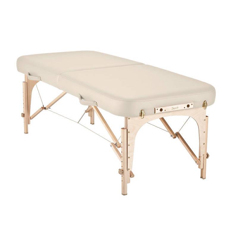 mousse table de massage spirit creme