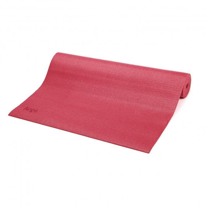 tapis de yoga pas cher bordeaux