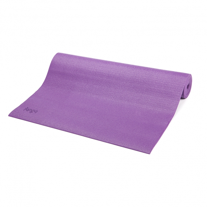 tapis de yoga pas cher violet