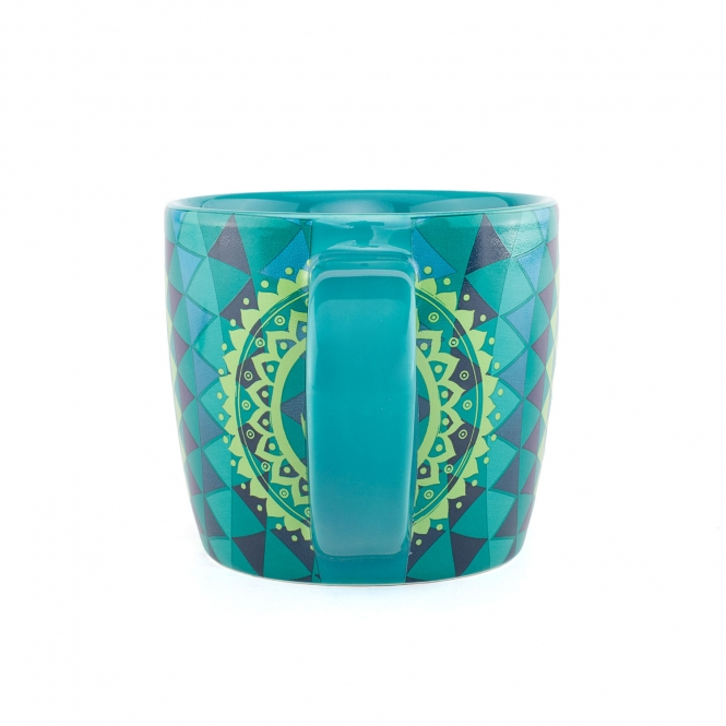 tasse en ceramique mug mandala