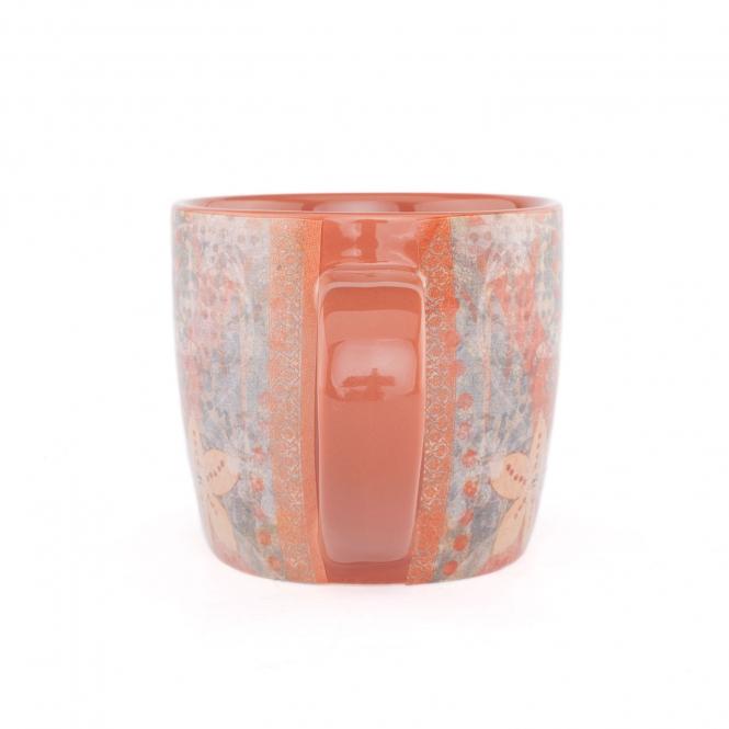 tasse en ceramique mug rouille